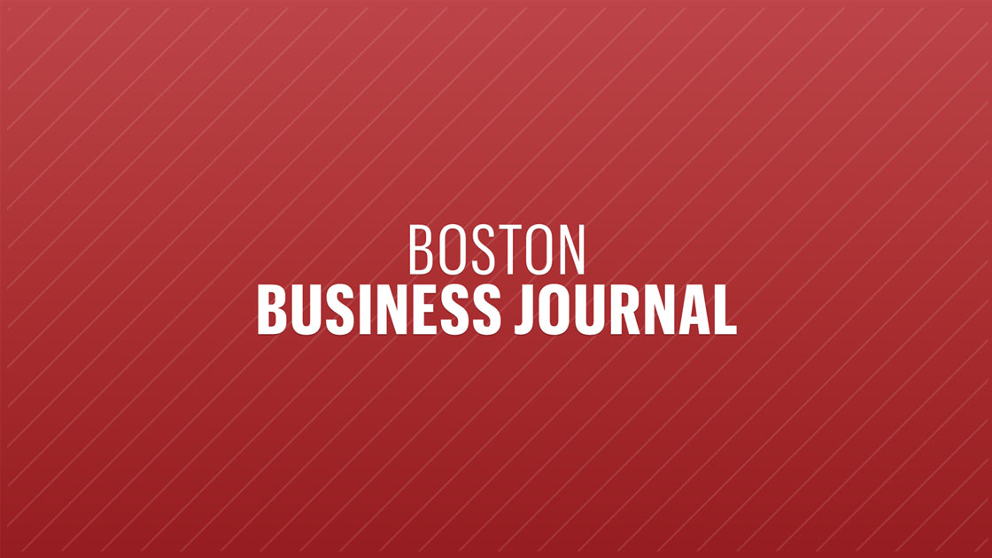Boston Business Journal logo to show Sentinel's presence on the largest employee-benefits firms in Massachusetts in employee benefits news