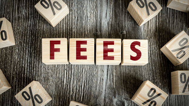 retirement fees in a benefits blog