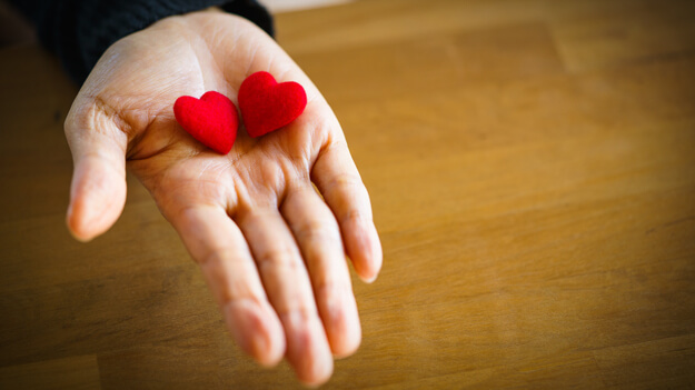 charitable giving in an HR trends and employee benefits blog