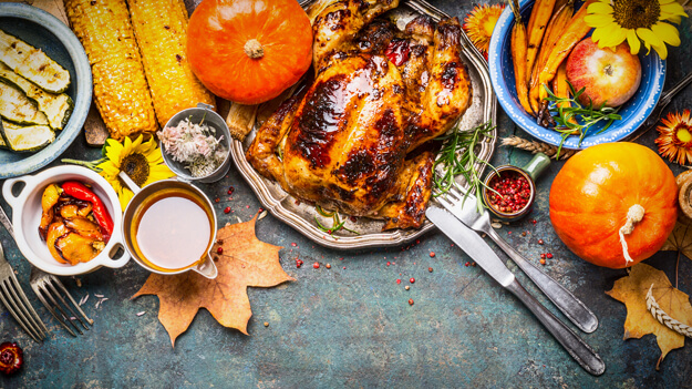 Thanksgiving tips in an HR trends and employee benefits blog