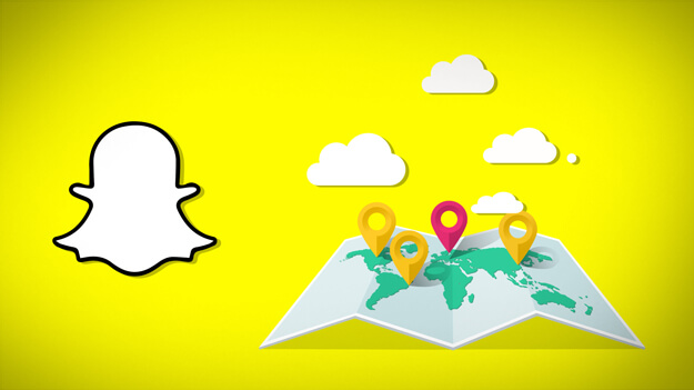 snapchat snap map in HR trends and employee benefits blog