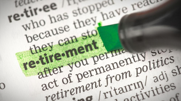 Picture of highlighter highlighting the word 'retirement' to show the importance of 401(k) education in a HR trends blog