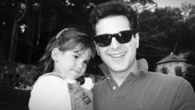 Photo of John Carnevale with daughter Ava to show the importance of being a good fiduciary in the HR trends blog