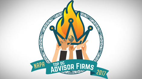 Sentinel Pension Advisors, Inc. is recognized on NAPA's Top DC Advisor Firms
