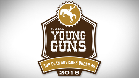 Ryan Campagna Recognized as one of NAPA's Top Retirement Plan Advisors Under 40!