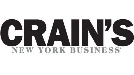 CRAIN'S logo to show Sentinel's place in the CRAINS New York Business List in employee benefits news