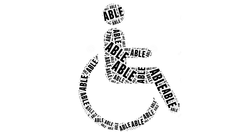 Graphic of person in wheelchair to display ABLE savings account and how it can benefit your financial resources